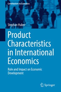 Cover Product Characteristics in International Economics