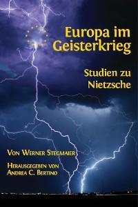 Cover Europa im Geisterkrieg. Studien zu Nietzsche