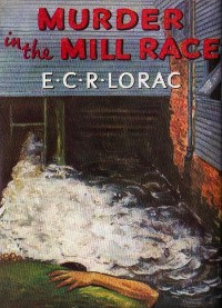 Cover Murder in the Mill Race