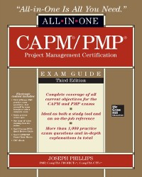 Cover CAPM/PMP Project Management Certification All-In-One Exam Guide, Third Edition
