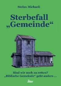 """Cover Sterbefall """"Gemeinde"""""""
