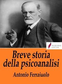 Cover Breve storia della psicoanalisi