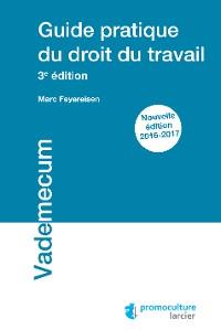 Cover Guide pratique du droit du travail