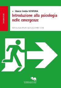 Cover Introduzione alla psicologia nelle emergenze
