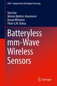 Cover Batteryless mm-Wave Wireless Sensors
