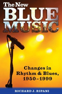 Cover The New Blue Music