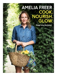 Cover Cook, Nourish, Glow