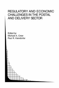 Cover Regulatory and Economic Challenges in the Postal and Delivery Sector