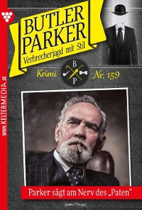 Cover Butler Parker 159 – Kriminalroman