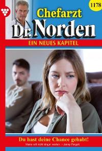 Cover Chefarzt Dr. Norden 1178 – Arztroman