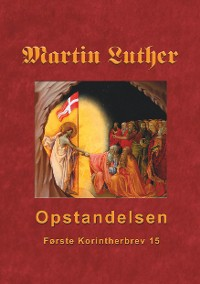 Cover Martin Luther - Opstandelsen