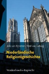 Cover Niederländische Religionsgeschichte