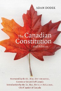 Cover The Canadian Constitution