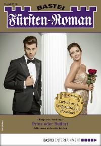 Cover Fürsten-Roman 2560 - Adelsroman