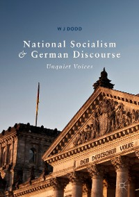 Cover National Socialism and German Discourse