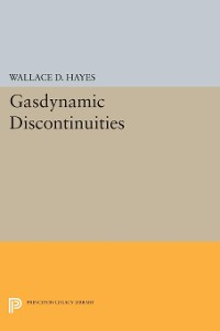 Cover Gasdynamic Discontinuities