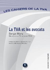 Cover La TVA et les avocats