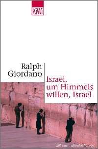 Cover Israel, um Himmels willen, Israel