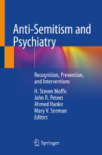 Cover Anti-Semitism and Psychiatry