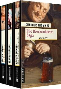 Cover Die Bierzauberer-Saga