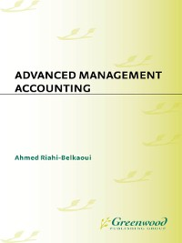 Cover Advanced Management Accounting