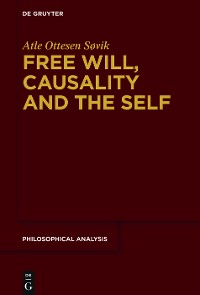 Cover Free Will, Causality and the Self