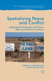 Cover Spatialising Peace and Conflict