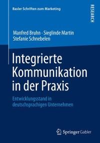 Cover Integrierte Kommunikation in der Praxis