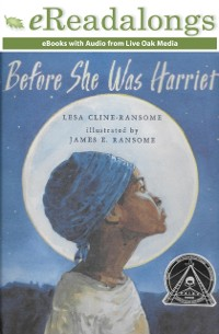Cover Before She Was Harriet