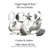 Cover Ough Ough & Roly We Love Books