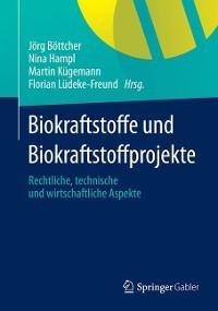Cover Biokraftstoffe und Biokraftstoffprojekte