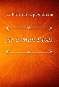 Cover As a Man Lives