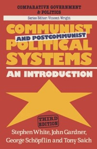 Cover Communist Political Systems