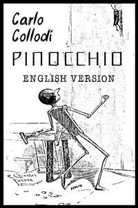 Cover Pinocchio english