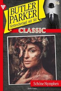 Cover Butler Parker Classic 56 – Kriminalroman