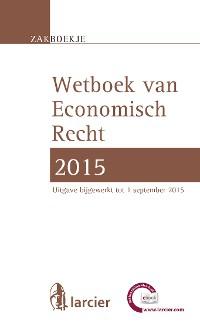 Cover Wetboek Economisch recht 2015