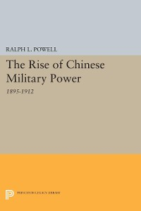 Cover Rise of the Chinese Militray Power