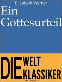 Cover Ein Gottesurteil