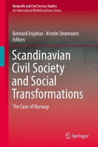 Cover Scandinavian Civil Society and Social Transformations