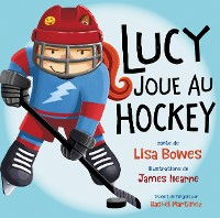 Cover Lucy joue au hockey