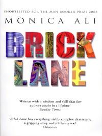 Cover Brick Lane
