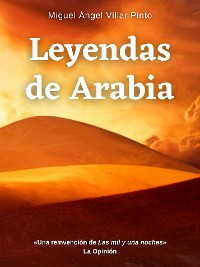 Cover Leyendas de Arabia