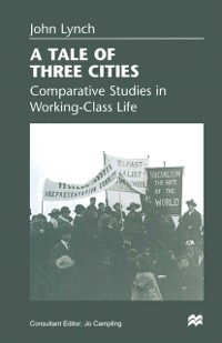 Cover Tale of Three Cities