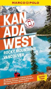 Cover MARCO POLO Reiseführer Kanada West, Rocky Mountains, Vancouver