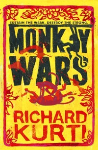 Cover Monkey Wars
