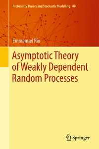 Cover Asymptotic Theory of Weakly Dependent Random Processes