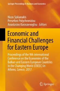 Cover Economic and Financial Challenges for Eastern Europe