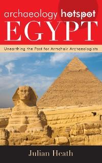 Cover Archaeology Hotspot Egypt