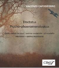 Cover Tractatus Psycho-phaenomenologicus
