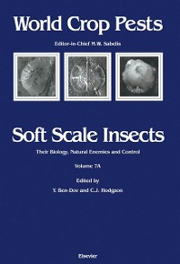 Cover Soft Scale Insects